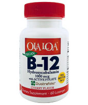 Image of the Ola Loa Vitamin B-12 product