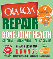 Image of the Ola Loa REPAIR product
