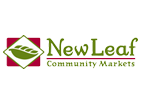 New Leaf Community Markets logo